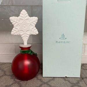 PartyLite Snowflake Diffuser